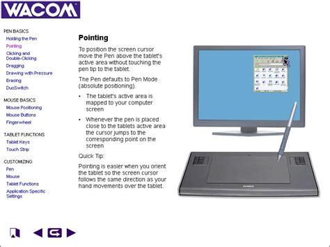 tutorial wacom wacom intuos3 6x8 tutorials
