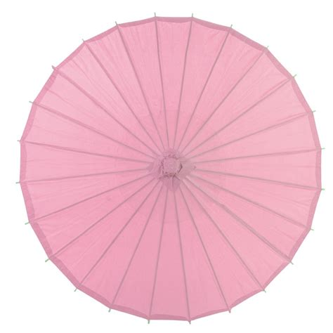Paper Umbrella - 20 quot pink paper parasol umbrellas on sale now