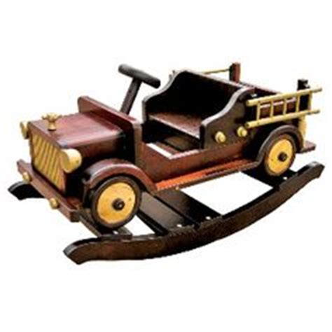 wooden toy fire truck plans woodworking projects