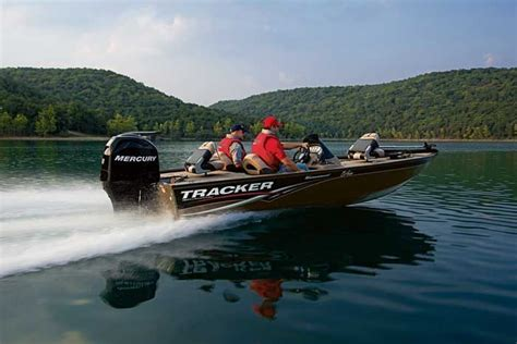 bass fishing tournament boat requirements research tracker boats on iboats