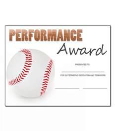 baseball award template baseball award template