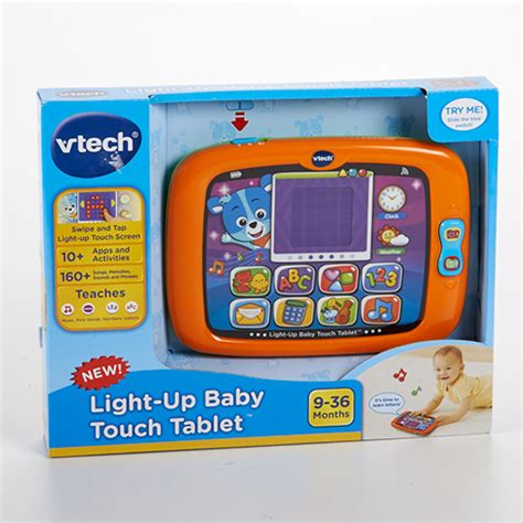 vtech light up baby touch tablet vtech toys factory brand outlets