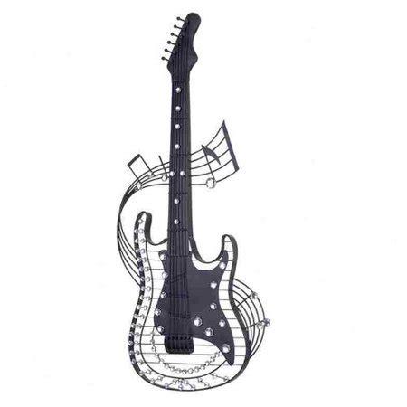 wall decor guitar guitar wall decor walmart