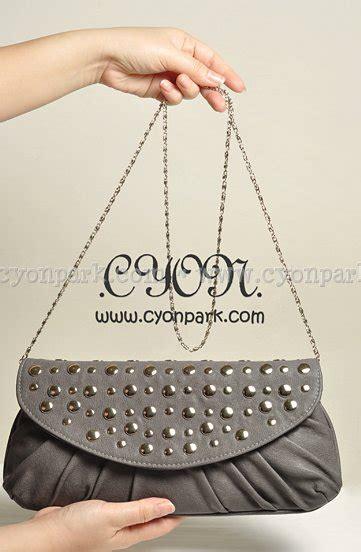 Tas Selempang Pinggiran Emas Cantik Clutch Panjang Wanita Mewah Bagus clutch launch today butik shop tas pesta