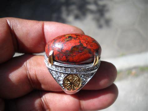 Badar Besi Merah Cabe Klasik akik sepuh bbes6 badar besi merah cabe jumbo