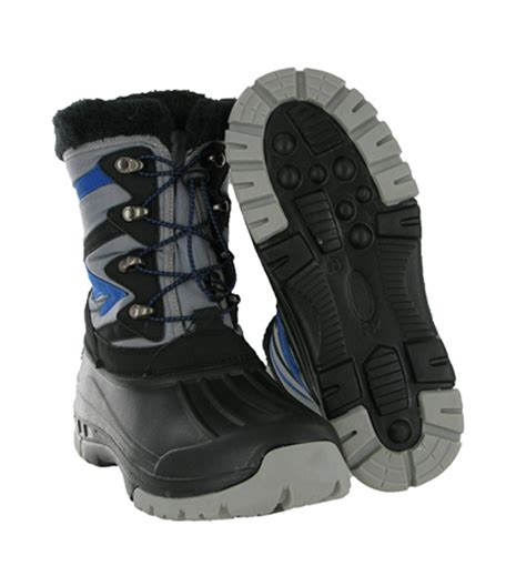 winter boots for boys new boys hi tec avalanche lightweight winter warm comfy