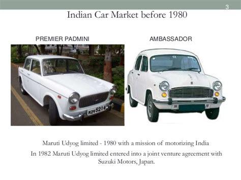 Joint Venture Of Maruti Suzuki Maruti Suzuki