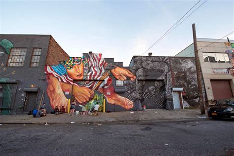 Lepaparazzi News Update In The City Back On by X Zio Ziegler New Mural New York City