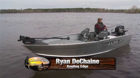 lund boats vs alumacraft 2014 lund 1750 outfitter tiller model youtube