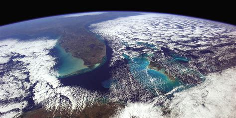 from photos retired astronaut chris hadfield releases stunning space
