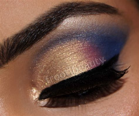 Eyeshadow For frootibeauty september 2012