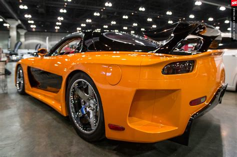 mazda rx7 2016 throwback mazda rx 7 at autocon la 2016