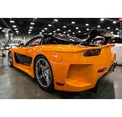 Throwback Mazda RX 7 At AutoCon LA 2016