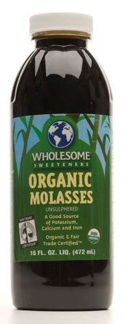 What Is The Shelf Of Molasses by Wholesome Sweeteners The Freckled Foodie