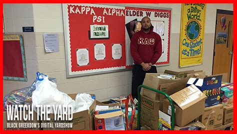 alpha s principal books indianapolis alumni chapter of kappa alpha psi donates
