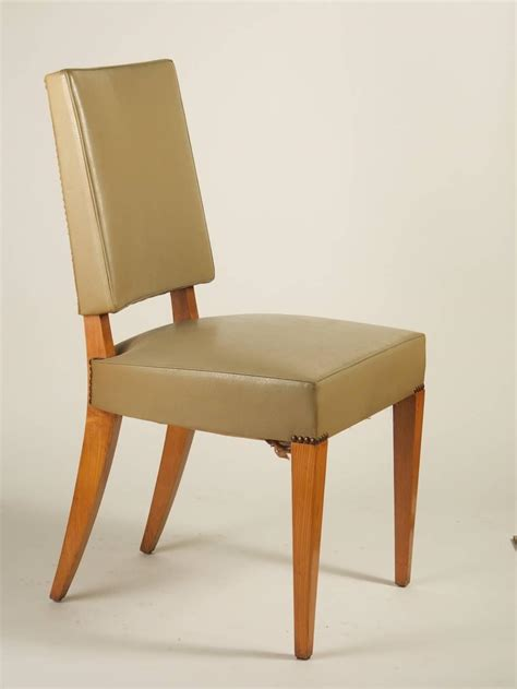 Ash Dining Chairs Maxime Set Of Six Dining Chairs In Ash For Sale At 1stdibs