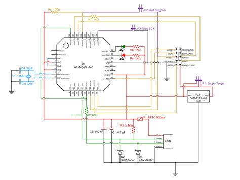 usbasp avr programmer program atmel avr microcontrollers