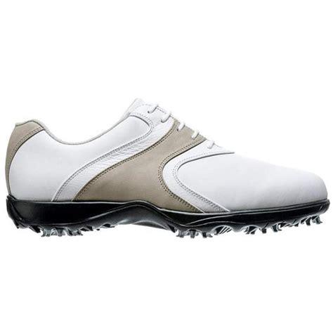 footjoy fj superlites golf shoe for golfballs