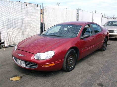 find used 1999 chrysler concorde lxi 3 2l buy used 1999 chrysler concorde lxi sedan 4 door 3 2l in arlington texas united states for us