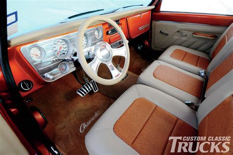 1968 Chevy C10 Interior by 1968 Chevy C10 Interior Photo 5