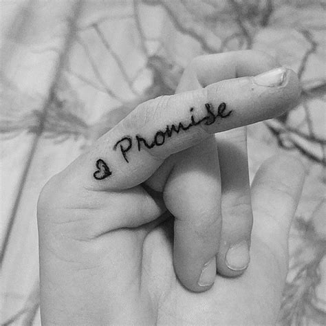 tattoo on pinky finger meaning 15 promise tattoo ideas you shouldn t ever break