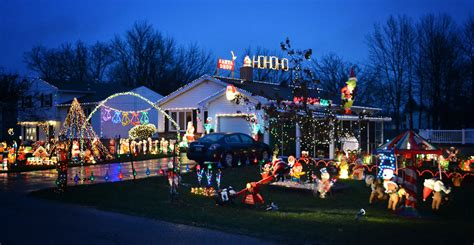 rochestersubway com the best holiday light displays in
