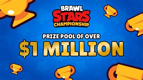 brawl stars championship   million prize pool