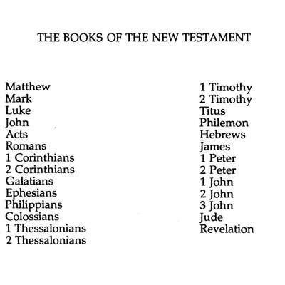 testament books books of the bible new testament memrise