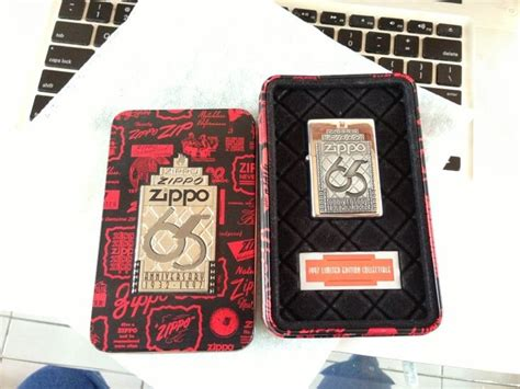 Zippo 85th Anniversary Commemorative High Chrome 7 best limited edition zippo s images on zippo lighter box and sheet metal