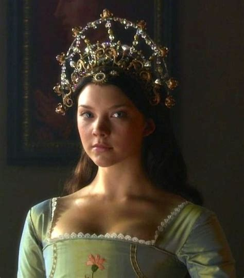 natalie dormer as boleyn 177 best images about costumes the tudors on