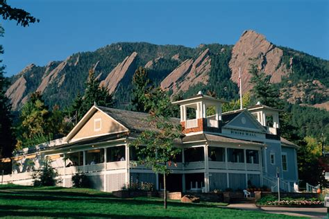 chautauqua dining hall greetings from boulder colorado travel features