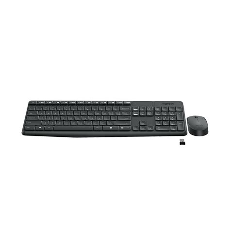 Grosir Logitech Combo Mk235 Mouse Keyboard Wireless logitech 920 007931 mk235 wireless keyboard and mouse combo