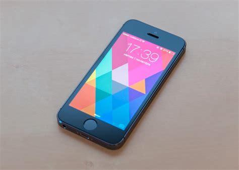 imagenes del iphone 5 en negro probamos el iphone 5s cuando lo importante es el interior