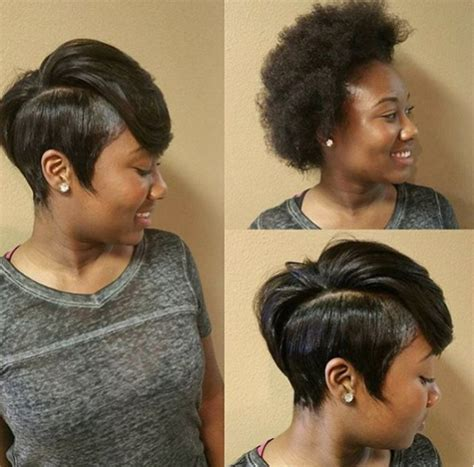 short hair piece from nigeria wow chantelthehairstylist black hair information