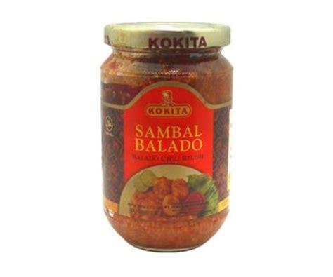 Sale Sambal Pohon Cabe 1 Kg sambal balado 12 oz by kokita