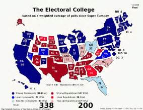 frontloading hq fhq s electoral college map 11 4 08
