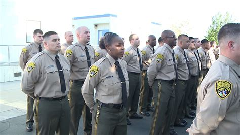 Correctional Officer Academy by Correctional Officers Graduate Cdcr Seeking More Fox40