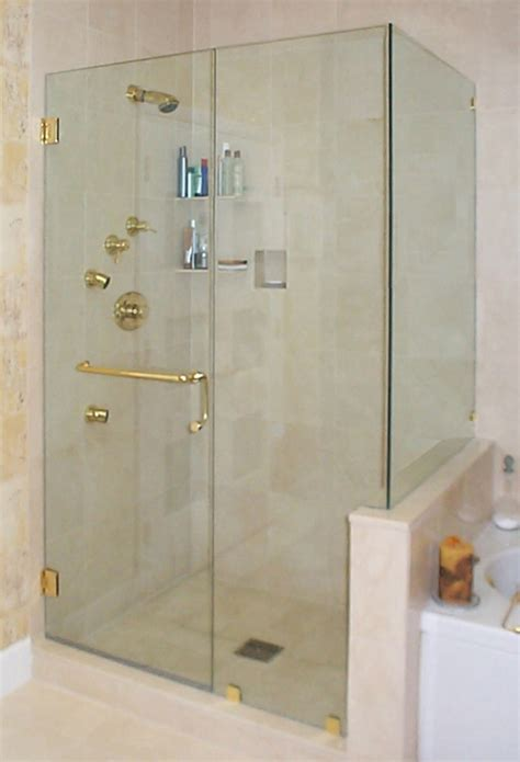Glass Shower Doors And Walls Custom Glass Works Of Fort Mill Sc Serving And South Carolina
