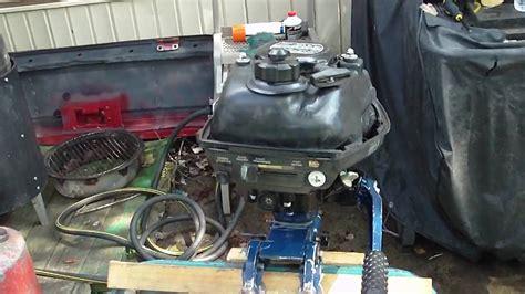 honda outboard 2hp honda bf20 2hp boat motor pt1