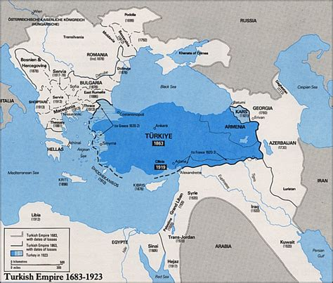 in 1923 the ottoman empire reorganized as what country st atlas index of maps