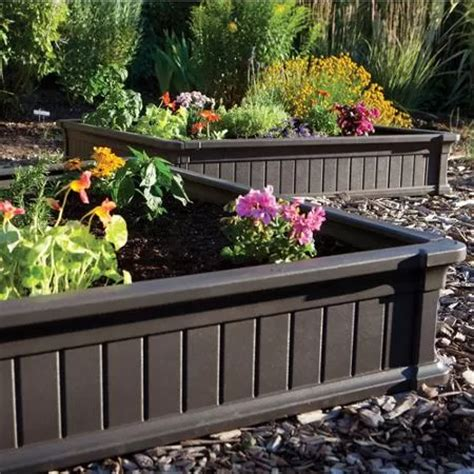 raised garden bed kits    easily assemble