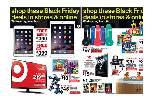 target ipad air 2 thanksgiving deals