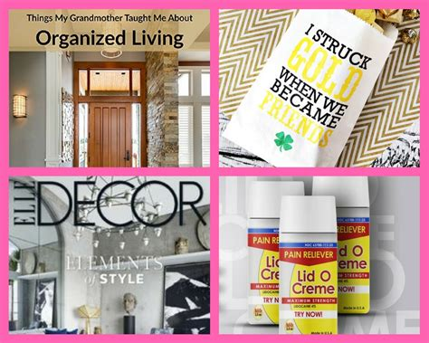 elle decor magazine subscriptions renewals gifts did your see these four 4 freebies organized living