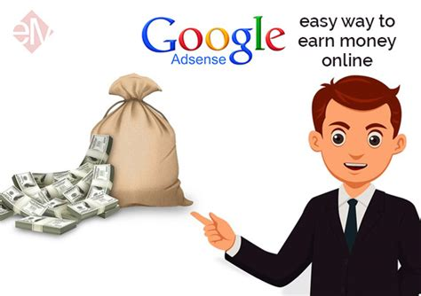 How To Make Money Online Using Google - how to use google adsense to make money online a guide
