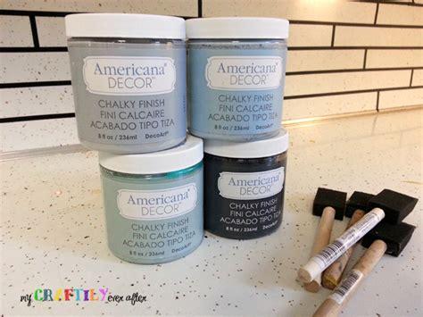 faux tile painted backsplash using chalky finish paint faux tile painted backsplash using chalky finish paint