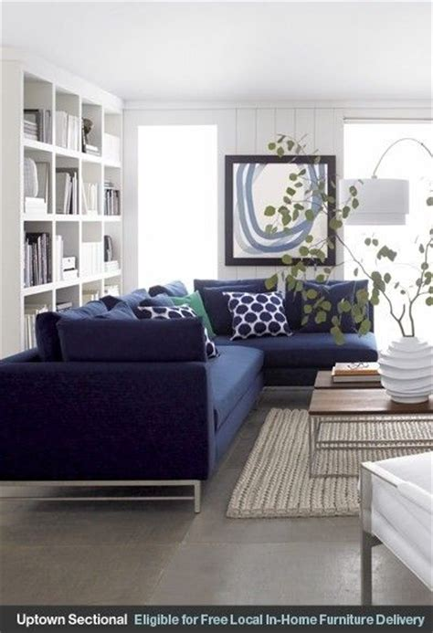 navy couch living room best 25 navy blue sofa ideas on pinterest navy blue