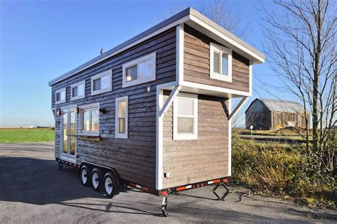 images of tiny houses custom built for clients in the uk a custom tiny home built by tiny living homes in delta