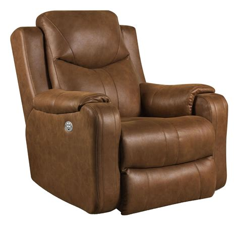 southern motion recliner southern motion marvel 5881p rocker recliner with power