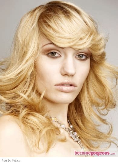 flipped out layered hairstyles pictures long hairstyles blonde layered flipped out