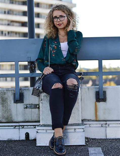 Furla Ripped Jumpsuit Light zara blouse ripped furla patent